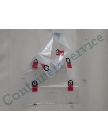 Sac polypropylène-polyéthylène blanc