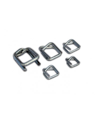 Boucle galvanisé 9mm diamètre2.4 vendu/1000 pièces