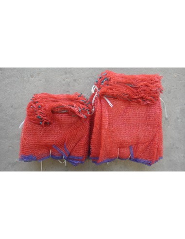 Sac filet 52x68 résistance 25 kg vendu/100filets