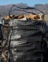 Big Bag bois BEST vidangeable 96x96x132 1000kg vendu/10pièces